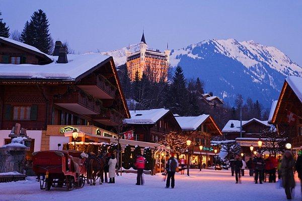 Switzerland  With the Most Billionaires