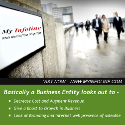 My Infoline, Online Business Directory, Yellow pages of India