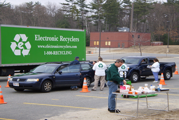 Electronic Recycling Service | Eridirect