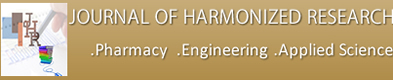 Journal of harmonized research