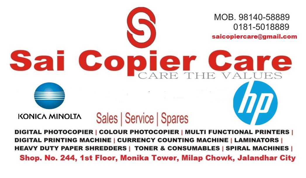 Sai Copier Care