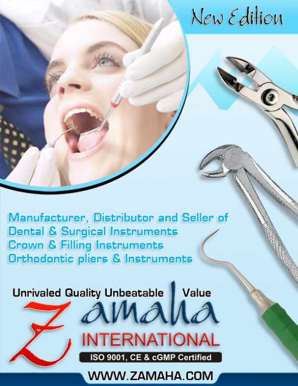 Zamaha Dental Supplies