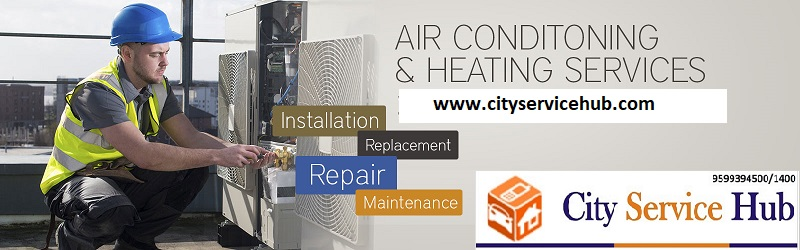 City Service Hub | Air Conditioner Repair Service In Gurgaon