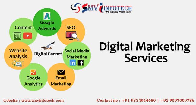 Smv Infotech Services Pvt Ltd.