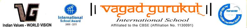 VAGAD GURUKUL INTERNATIONAL SCHOOL