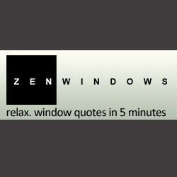 Zen Windows Twin Cities