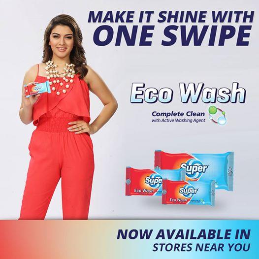 Super Eco Wash Detergent Bar