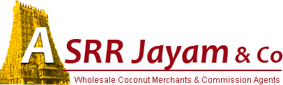 Asrr Jayam & Co - Wholesale Coconut Merchants