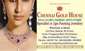 Chennai Gold House