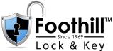 Foothill Lock & Key