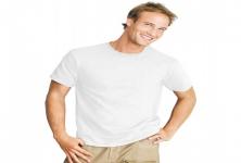 Plain White T-shirt Uk