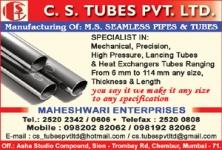 C S Tubes Pvt Ltd