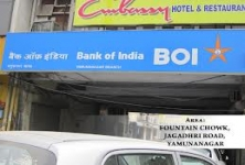 Bank Of India CHENNAI ARB