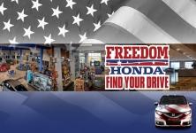 Freedom Honda